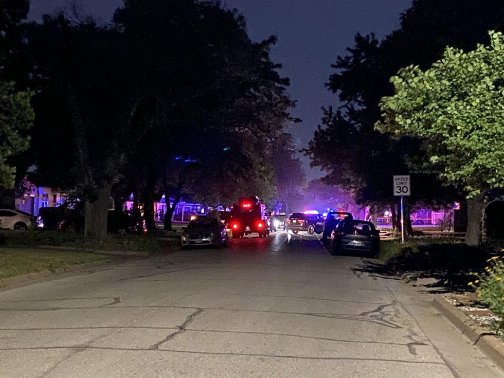 Officer hurt in Saturday night shooting in Southwest Wichita - KWCH