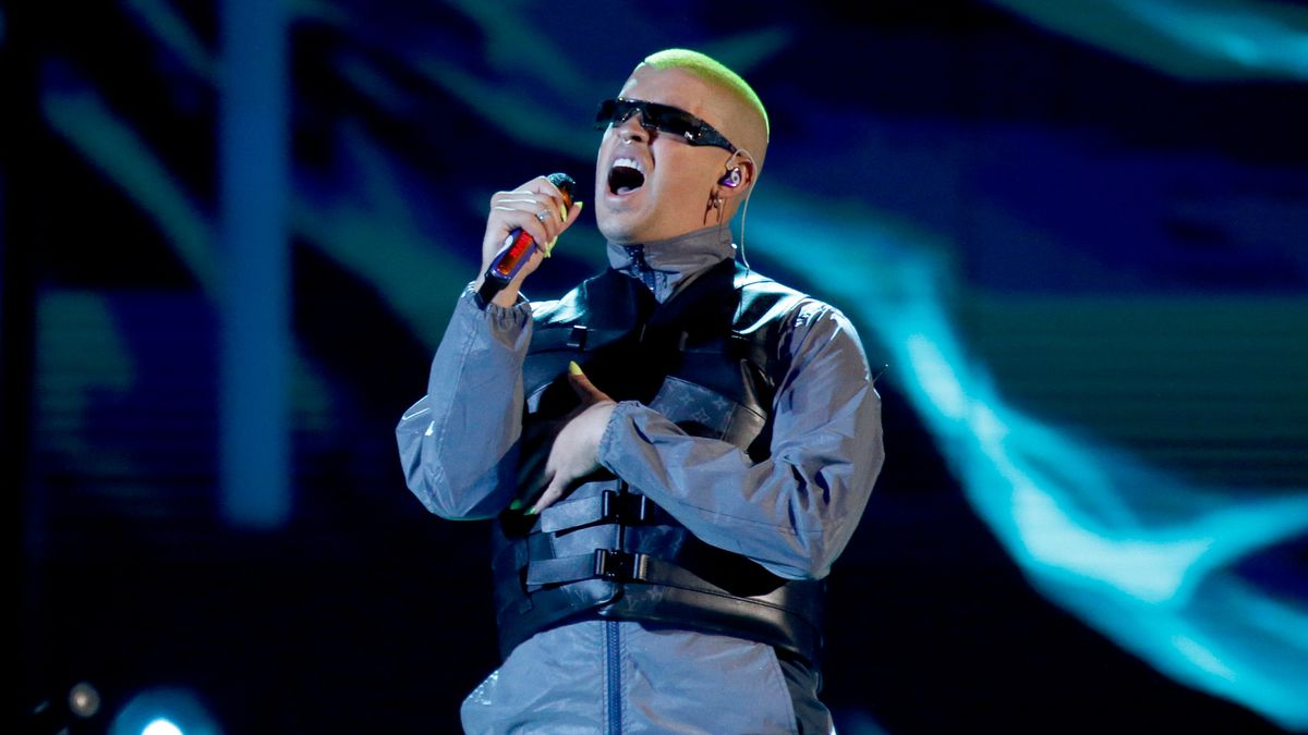 Bad Bunny, the Latin Grammy winner and hitmaker, leads a top 5 Spotify steaming list that also...
