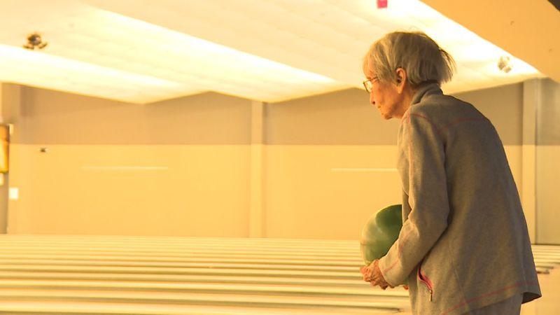Maggi Watson, 101-year-old bowler (Wichita, Kan.)