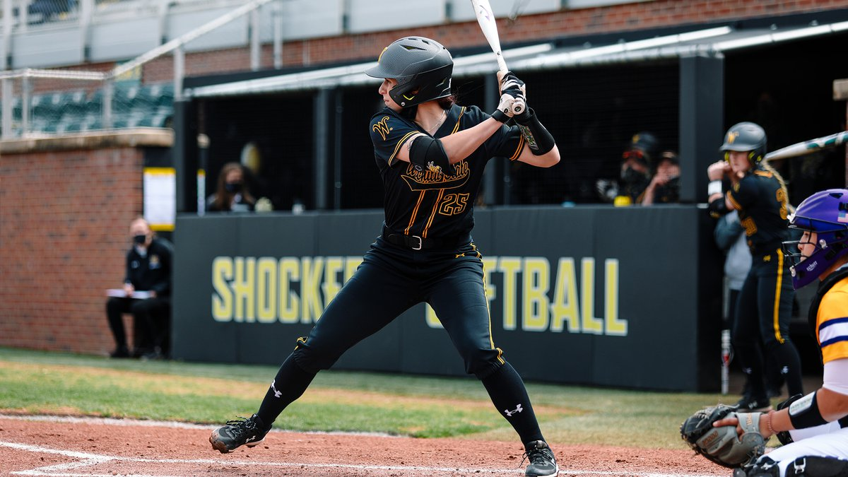 Four Shockers Earn NFCA All-Central Region Honors