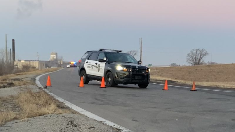 Authorities said Joseph W. Howell, 49, of Topeka, died of injuries after he exchanged gunfire...