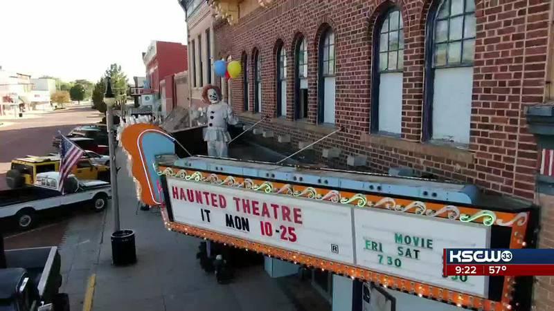 Kingman Theatre goes haunted