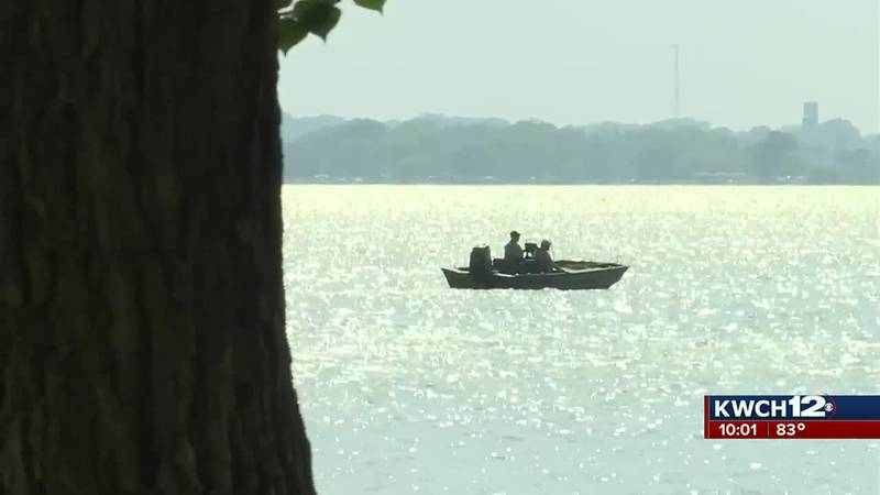 The drowning victim, reno county searching