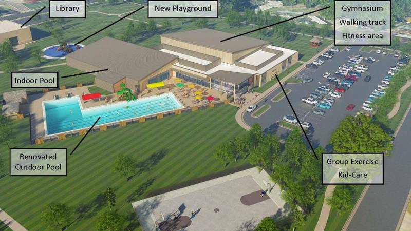 Valley Center New Aquatics Facility & Rec Center