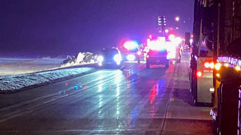 Cass Co. (Neb) Sheriff's Office says multiple people were killed in an accident on US-75 Sunday.