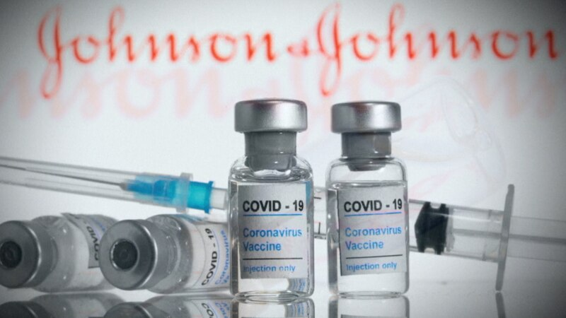 Johnson and Johnson vaccine on hold