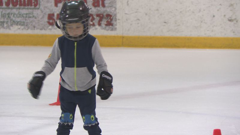 Wichita Ice Center asks the public to vote for the rink in the Kraft Hockeyville USA contest.