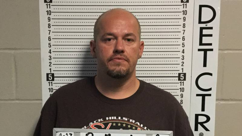 Edwards County Undersheriff Robert Blackwell