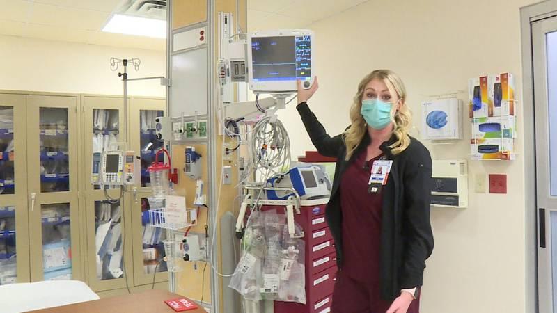 Registered Nurse at Wesley Medical Center