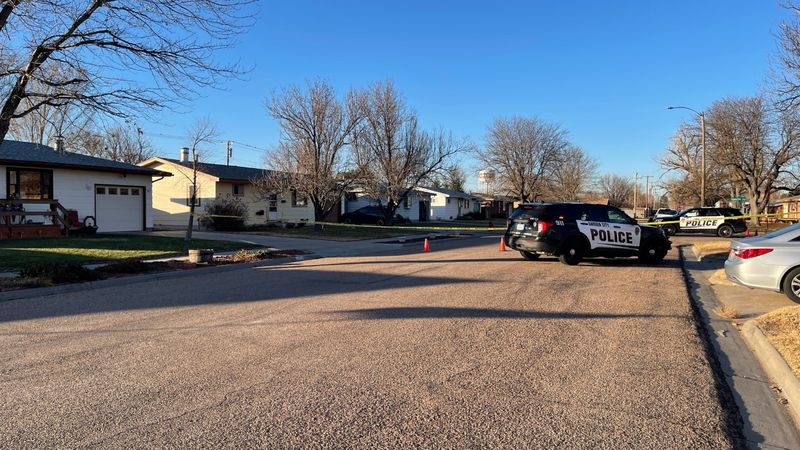 Garden City police arrested a 31-year-old man Wednesday afternoon after shooting  that left a...