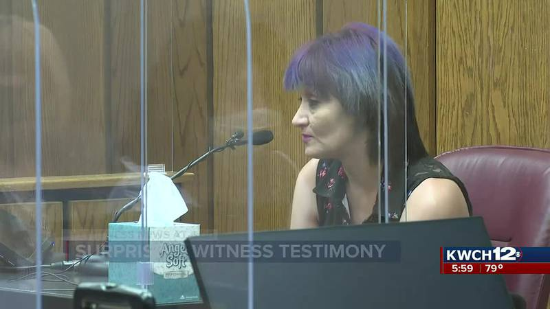 Former neighbor testifies in Kimberly Compass trial