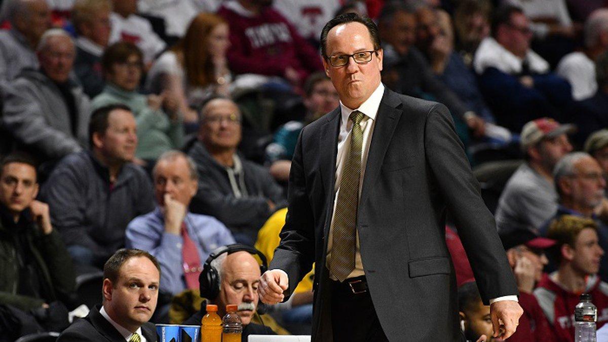 February 1, 2018 - Philadelphia, Pennsylvania, U.S - Wichita State Shockers head coach GREGG...