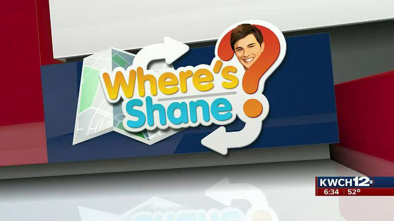 Where's Shane? Mediterranean Festival