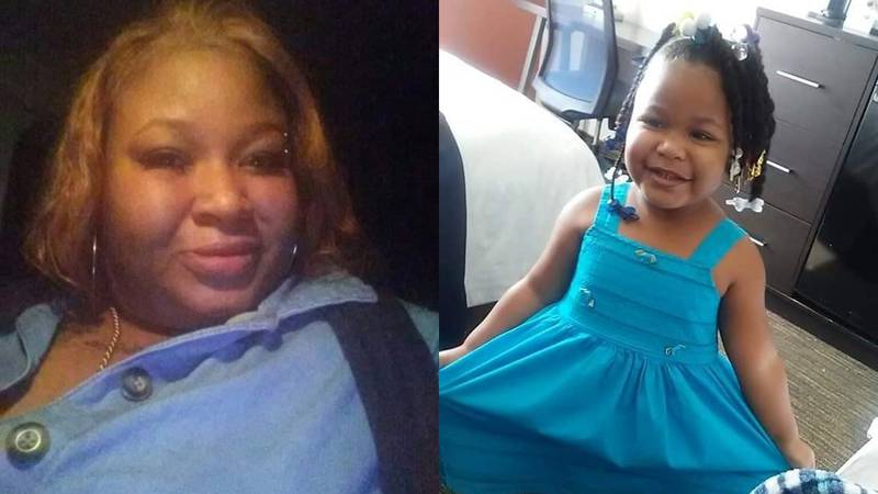 """Police are looking for Brittany Nicole White, who is the non-custodial mother of Rayelle """"Ray..."""