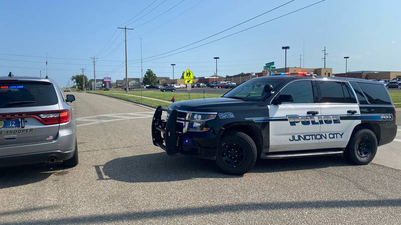 JCPD investigates a threat against Spring Valley Elementary School on Aug. 11, 2021.