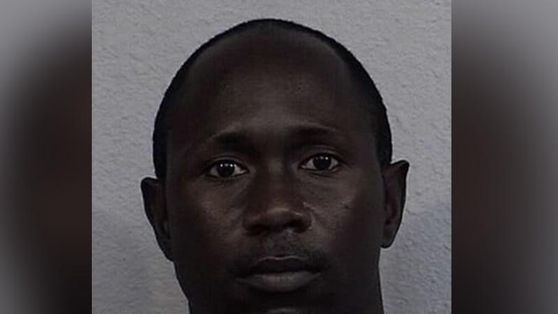 The missing inmate, Elvin Eugene Morris.