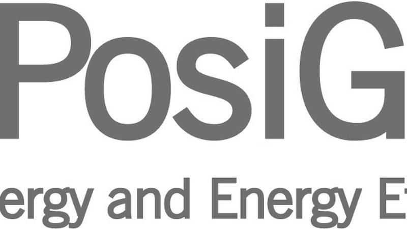 PosiGen logo (PRNewsFoto/PosiGen Solar)