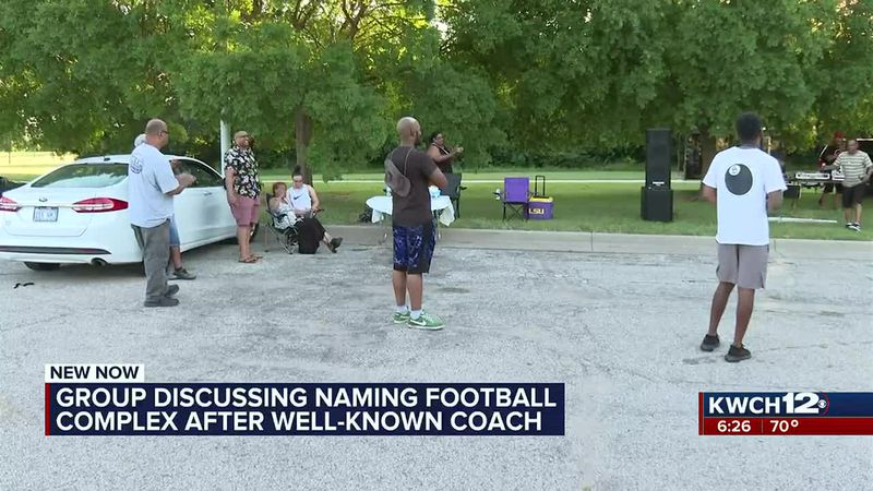 Meeting to rename football complex after Coach Theo Cribbs