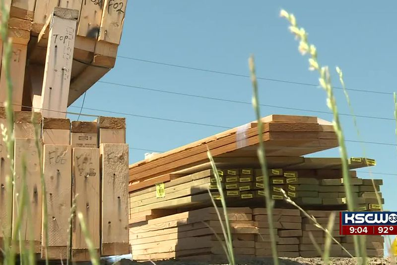 After reaching all-time highs in May, lumber prices have been falling fast.