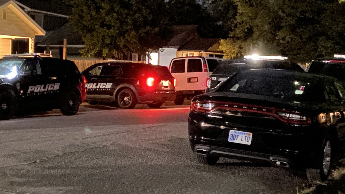 Wichita police are investigating a man's death after they say he was found with traumatic...
