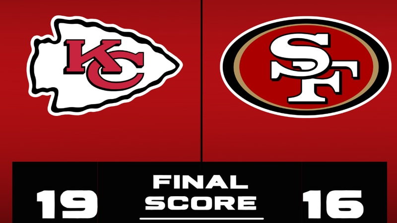 Chiefs win 19-16