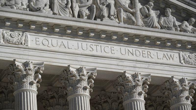 FILE - This Nov. 4, 2020 file photo shows the Supreme Court in Washington.