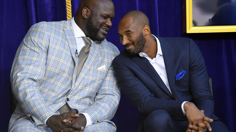 Shaquille O'Neal tells the story of where he was when he first heard the news of Kobe Bryant's...