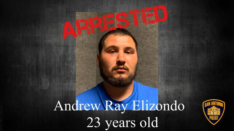 Police have charged 23-year-old Andrew Rey Elizondo with capital murder in the fatal shooting...