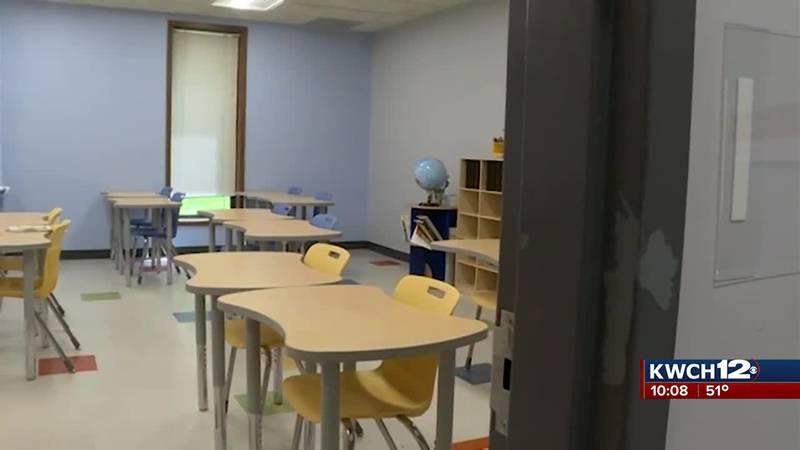 Wichita classroom