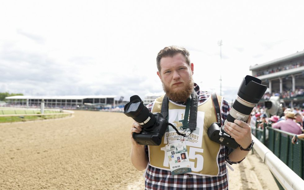 Kansas native, Oregon photojournalist shares experience on front line of wildfires and protests