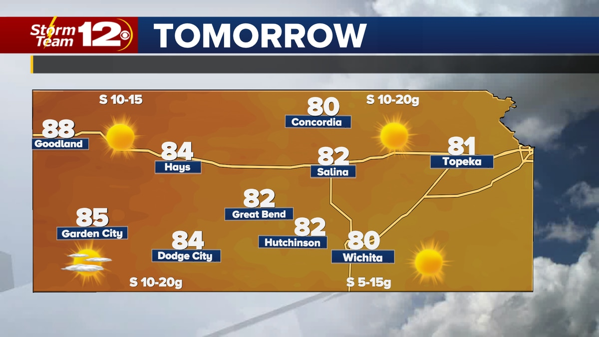 Sunny and mild weather continues