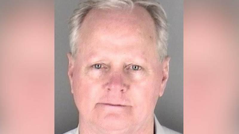 FILE - Kansas Senate Majority Leader Gene Suellentrop was booked into the Shawnee County jail...
