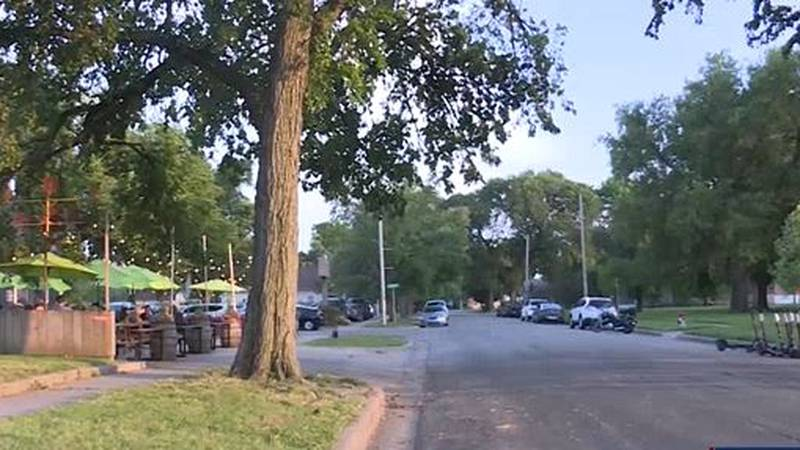 The City of Wichita is working to make safety improvements to the area near Hyde Park and...