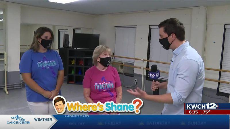 Where's Shane? Wichita Children's Theatre