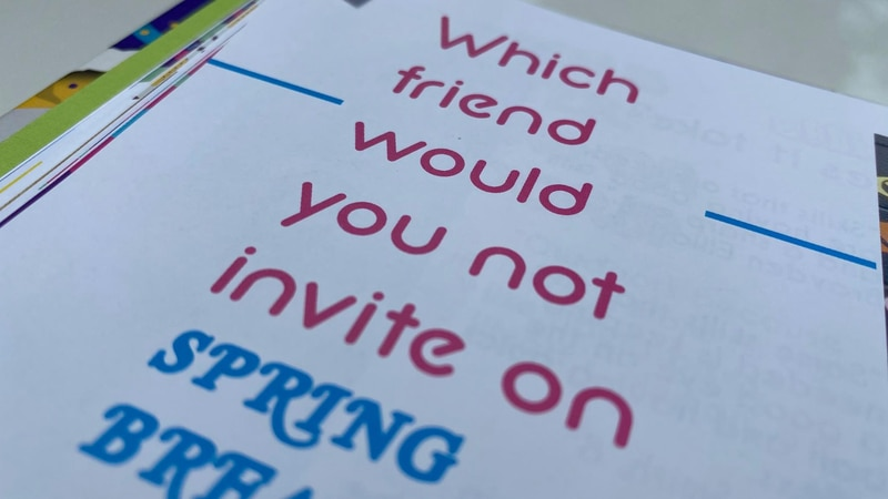 Parents flooded Facebook on Monday expressing their concern and outrage over the yearbook,...