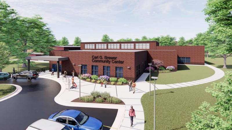 """The City of Wichita is hoping to rename the McAdams Recreation Center the """"Carl G. Brewer..."""