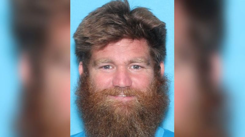 Donny Jackson, 40, was arrested near Erick, Oklahoma, after he allegedly abducted his two...