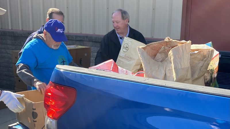 FEDD program delivers donated deer to hungry families in Cowley County.
