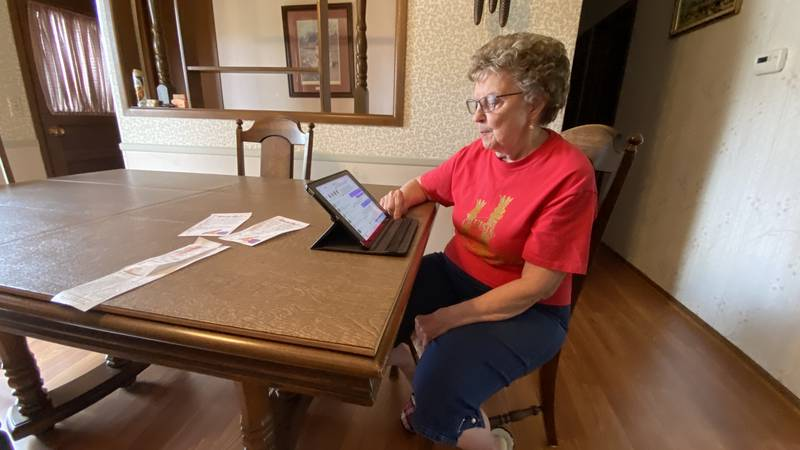 Wichita resident Delpha Schrader was told she'd receive $90,000 if she paid $1,500. Factfinder...