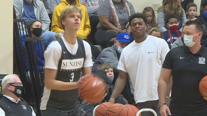 Sunrise Madness attracts NBA players and local talent.