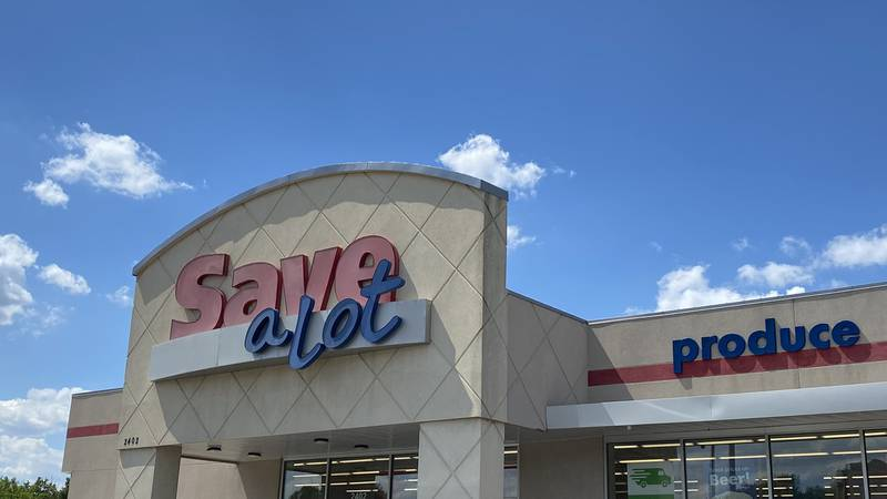 The Save A Lot store near 13th and Grove in northeast Wichita, is set to close July 10, 2021.
