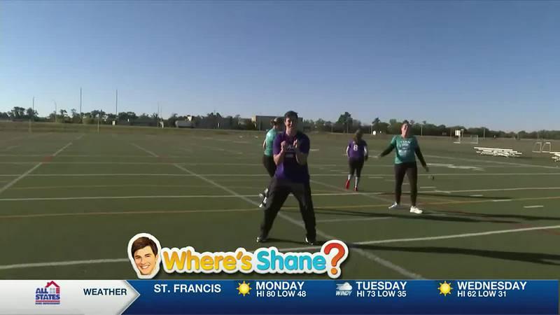 Where's Shane? RivALZ football 4