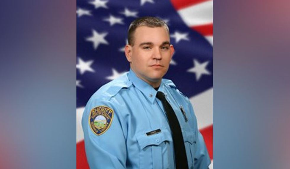 Fallen Sedgwick County deputy honored with bravery ceremony