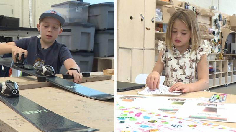 Building You: Entrepreneurs invite community to Saturday's Wichita Children's Business Fair