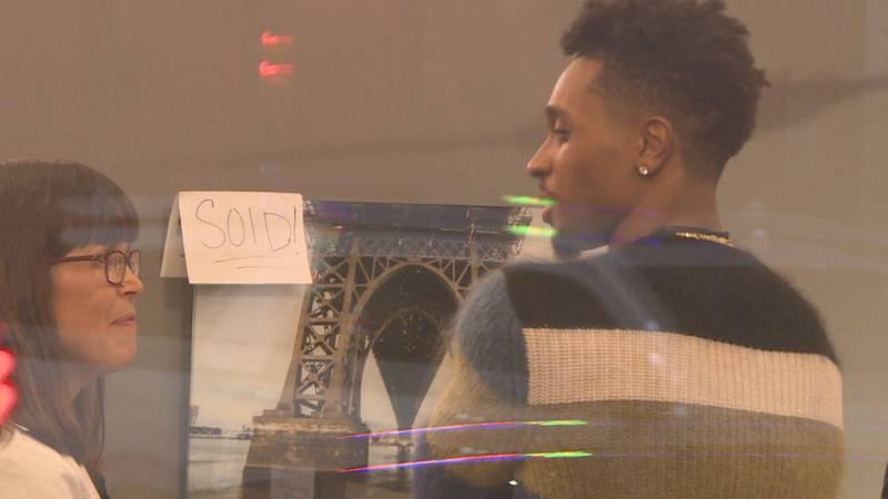 Wichita State basketball's Tyson Etienne holds photography exhibit.