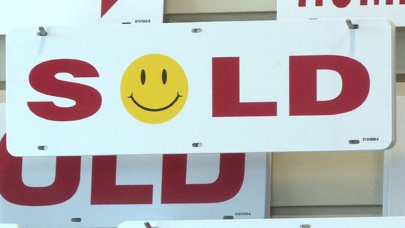 Sold sign at Realtors of South Central Kansas