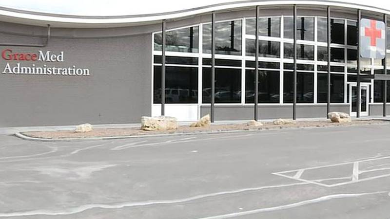 GraceMed health center in Wichita, Kansas
