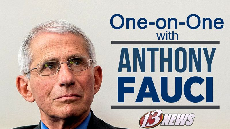 One-on-one with Dr. Anthony Fauci