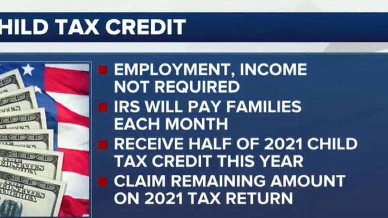 Info. on Child Tax Credit