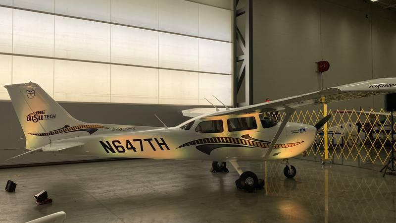 WSU Tech will begin offering a collegiate airplane pilot program in Aug. 2021.